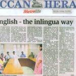 English training in Bangalore