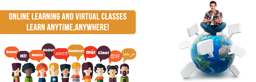 Online Language Training Classes Bangalore